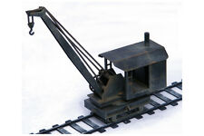 Railways Rolling Stock Steam Crane R017