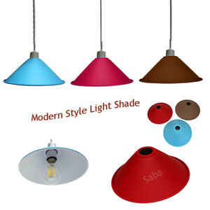 Vintage-Metal-Retro-With-Out-Bulb-Light-Shade-Modern-Style-Light-Shade-only-UK