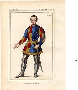 Costume De La France Xve Siècle / Michel De Caugy M8tnnwbm-10105843-181526756