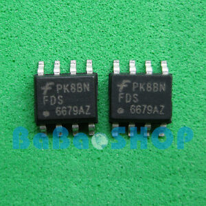 5PCS* New FDS6690A  FDS 6690A 6690A Fairchild FDS6690AS SOP8 MOSFET  IC