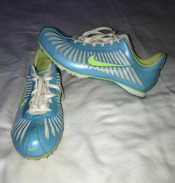 Nike Rival Sister Turquoise Track Shoes