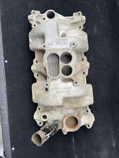 Chevy Corvette Aluminum Intake Manifold 3795397 1962 Corvette