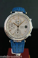 Van Cleef & Arpels Le Chronographe 18K Gold - Stahl Automatic Limited Ref.424023