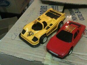 Lotto 2 Macchinine Da Corsa Porsche Scorpion E Turbo   eBay