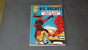 Tibet-Ric-Hochet-REQUIEM-POUR-UNE-IDOLE-Ed-Originale