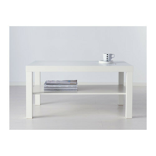 Ikea Lack Coffee Table With Shelf Modern & Elegant Office Dinning Living Table