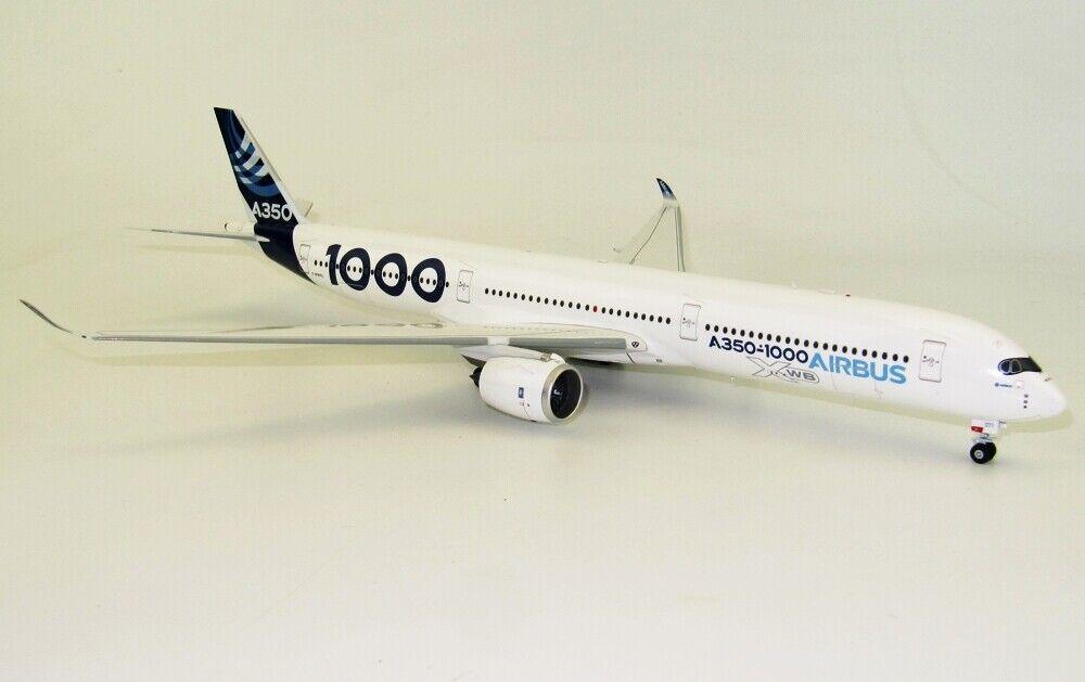 Inflight 200 IF35010005 1 200 Airbus A350-1000 F-wwxl Con Soporte - 48 piezas WW