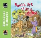 El Arca de No'/Noah's 2-By-2 Adventure by Carol Wedeven, Cecilia Fernndez (Paperback / softback, 2011)