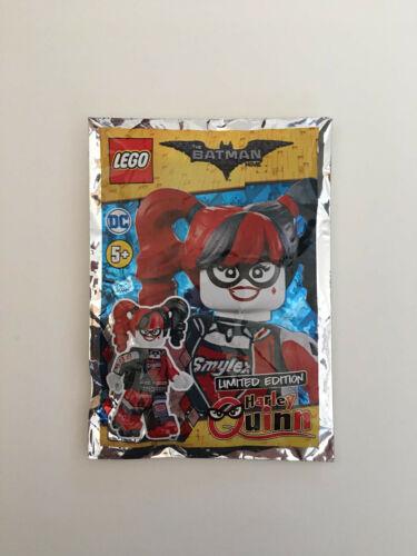 "OVP LEGO Batman ""Harley Quinn"" Minifigur Polybag 211804"