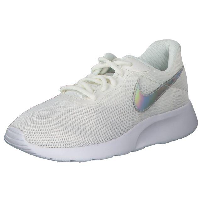 Nike Tanjun Sneaker Schuhe Damen 812655 110 Weiß   eBay