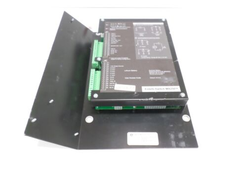 GE LITHIUM BATTERY  MX250 ATS CONTROLLER *WKS*