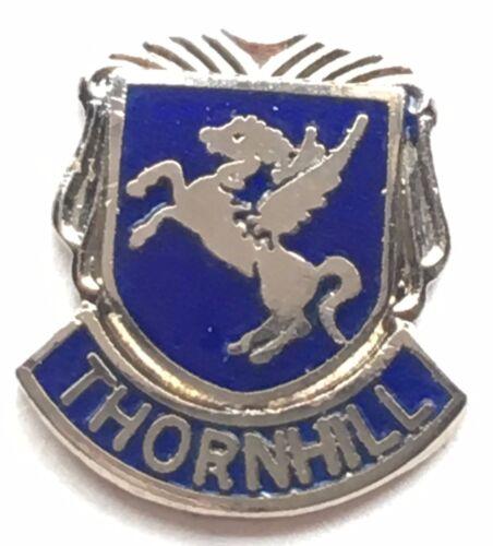 Thornhill Scotland Small Quality enamel lapel pin badge T172