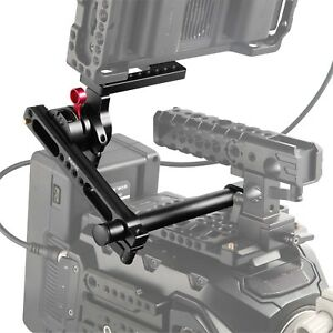 SmallRig Universal EVF Mount ( NATO rail ) for Attaching Most EVFs Monitor 1903B