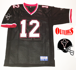 Image is loading Oklahoma-Outlaws-USFL-Jersey-Customized -Arizona-Outlaws-Doug- 850e0b5fb