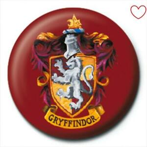 Gryffindor Crest Harry Potter Button Badge Pin Gift