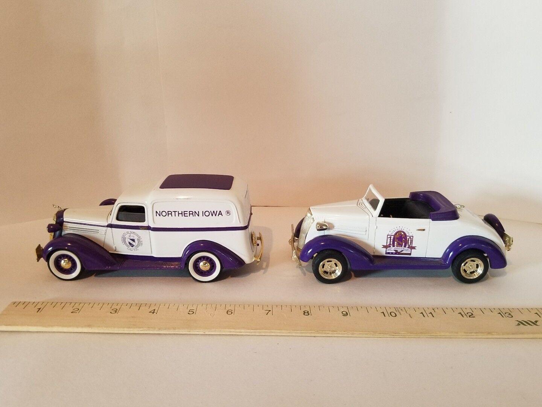 Liberty Classics 1936 Dodge Panneau 1937 Chevy University Of Northern Iowa