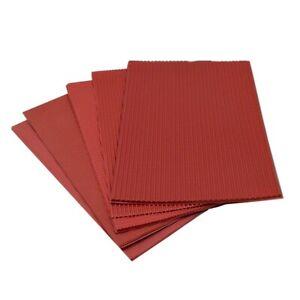 1X-Model-Lbau-Bau-Material-PVC-Blatt-Ziegel-DaeCher-der-5Pcs-Lot-in-der-Gr-Q7U1