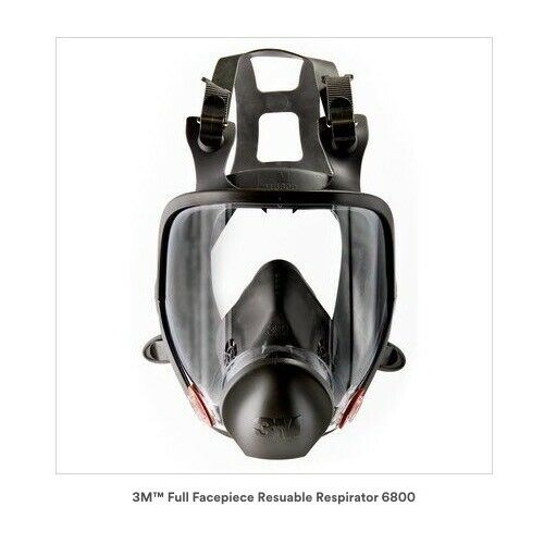 3m 6391 p100 reusable respirator gas mask