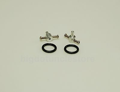 119:  2 set Prop Savers Φ2.0mm Motor Shaft,D4mm hole Prop.,Parts for RC Airplane