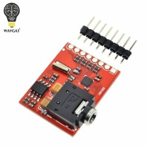 Si4703-Rds-Fm-Radio-Tuner-Evaluation-Breakout-Module-For-Arduino-Avr-Pic-Arm