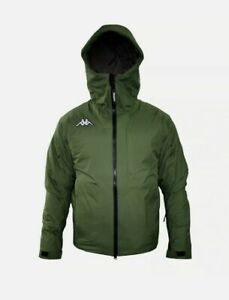 Kappa-Men-039-s-6Cento-617-Skiing-Ski-Winter-Coat-Jacket-size-XL-pit-to-pit-60cm