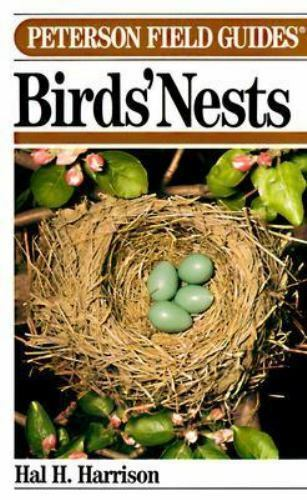 Peterson Field Guide(R) to Eastern Birds' Nests (Peterson Field Guides)