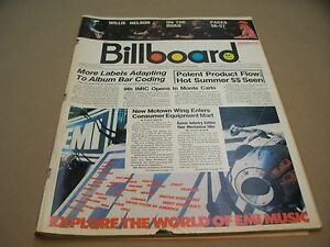 BILLBOARD-MAGAZINE-JUNE-16-1979-WILLIE-NELSON-BEE-GEES-PETER-FRAMPTON