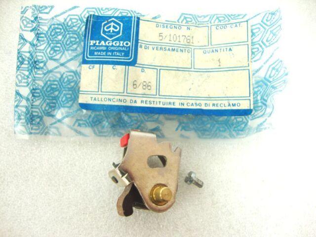 Contactos Puntos Originales Piaggio Vespa 50 L R N Cod. 101761 Puntos Platino