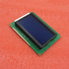 KS0108 128x64 Graphic LCD Blue Backlight for EasyPIC5 HIGH QUALITY LCM12864C