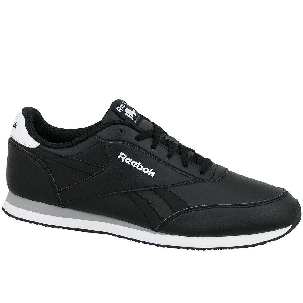 Reebok Royal cl jogger 2l v70722 negro zapato bajo