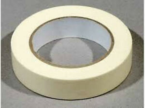 """Masking Tape 1"""" x 60 Yds General Purpose ONE ROLL"""
