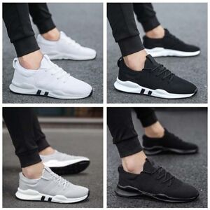 UK-MENS-TEENS-PUMPS-TRAINERS-LACE-UP-SPORT-RUNNING-GYM-SNEAKERS-MESH-SHOES-SIZE
