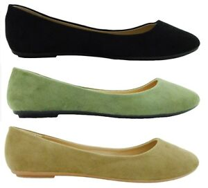 Medieval Renaissance Women/'s Slip On Ballet Flat Shoe Black Sage Green Tan