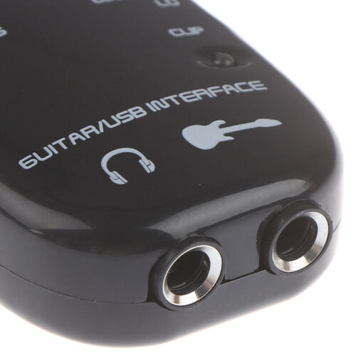Guitar Cable Audio USB Link Interface Adapter For MAC//x Recording AccessorieR/_lk