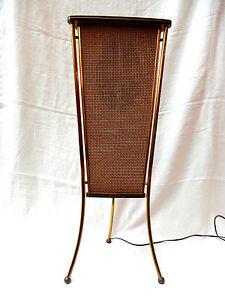 Seltener-rare-50-s-design-Schaub-Lorenz-STEREOVOX-5-Lautsprecher-loudspeaker