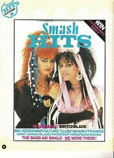 STRAWBERRY SWITCHBLADE 'Smash Hits' magazine PHOTO / Pin Up /Poster 11x8 inches