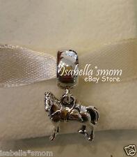 Disney MAXIMUS TANGLED HORSE Genuine PANDORA Silver DANGLE Charm/Bead NEW