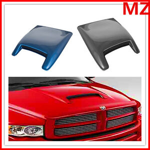 Details about For FORD Mustang Camaro Universal ABS Paintable Hood Scoop