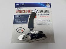 PS3/PS4 Saitek Pacific AV8R Flight Stick - BRAND NEW SEALED
