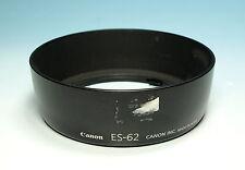 Canon ES-62 Sonnenblende / Lens Hood für Canon EF (1:1.8/50 II) - (82038)