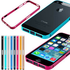 BUMPER ULTRA THIN IN ALLUMINIO CASE  PER IPHONE 5- 5S