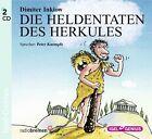 Die Heldentaten des Herkules. 2 CDs von Dimiter Inkiow (2001)