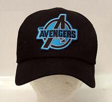 AVENGERS ASSEMBLE Marvel Comics Logo Baseball/Trucker Cap/Hat (AVPA-005)