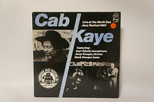 Cab Kaye - Live at the North Sea Jazz Festival 1981, Philips Records, Vinyl(10)