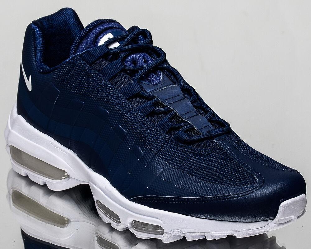 Nike Air Max 95 binary Ultra Essentialhommelifestyle chaussures NOUVEAU binary 95 Bleu 857910-401 Chaussures de sport pour hommes et femmes a3f8a9
