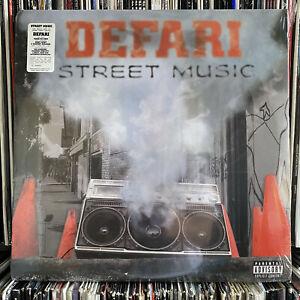 DEFARI - STREET MUSIC (VINYL 2LP)  2006!!  RARE!!  DILATED PEOPLES / EVIDENCE!!!