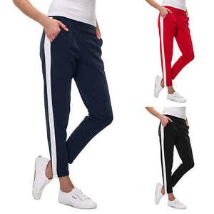 NEU-Hachiro-Damen-Hose-Damenhose-Freizeithose-Jogginghose-Sportswear-Style-SALE