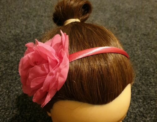 Big Flower Hair Bows Headband  Hairbands Hoop Hair Accessories For Girl