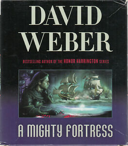 David-Weber-A-Mighty-Fortress-28CD-Audio-Book-Unabridged-Safehold-4-FASTPOST