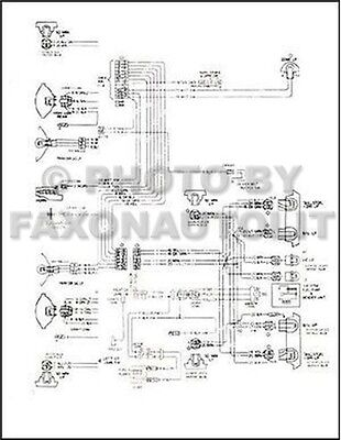 1977 gmc ck wiring diagram pickup suburban jimmy sierra high grande 1500 3500 ebay Wiring Diagram for Ford Explorer